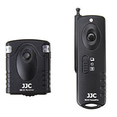 JJC JM-D II DMW-RSL1 Replacement Wireless Remote for Panasonic (Dmw Rsl1 Remote)