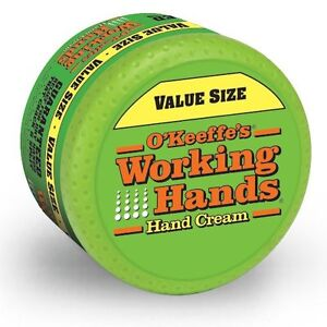 59aac3a7374 O Keeffe s K0680001 Working Hands 6.8oz Value Size Jar