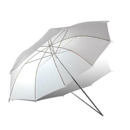 """Photography Light Diffuser 33""""/83CM White Umbrella Reflector for Photo Studio"""