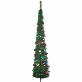 Pop Up Paradise Green Christmas Tree - 6ft