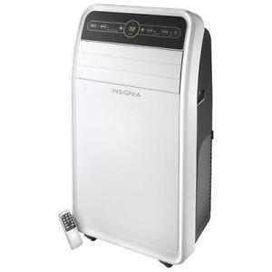 Brand New Insignia Portable Air Conditioner 10000B 14000 BTU