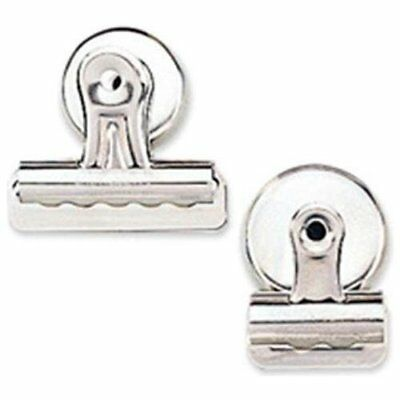 Sparco Bulldog Magnetic Clip - 1 Length X 1.25 Width - 18 Box - Spr58506