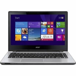 Acer laptop/Core i3 CPU/6Gb RAM/128Gb SSD/500Gb HDD/14 touch LED