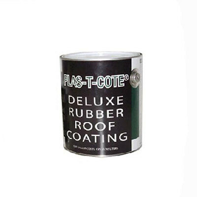 RV Rubber Roof Coating Motorhome Rubber Roof Repair (1 Gallon)
