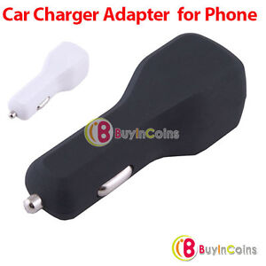 Dual-Twin-Double-Port-USB-Auto-Car-Charger-Adapter-2x1A-For-Phone-HF-UK
