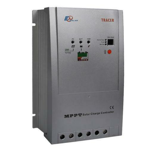Mppt Charge Controller Chargers Amp Inverters Ebay