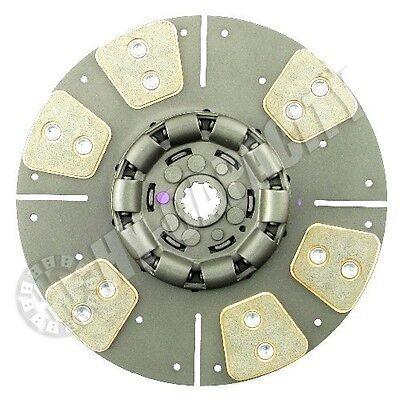 Case Ih Iseki Whiteagco 11 Disc - 6 Pad W 1-18 10 Spline Hub 830575hd6