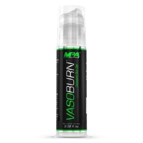 MPA Supplements Vasoburn 3.38oz Tube Fat Burner for Bodybuilders, Nutrition, Abs