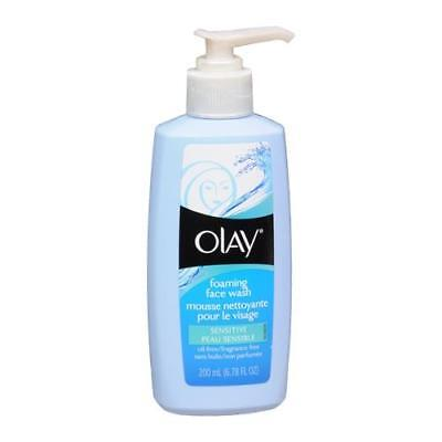 OLAY Foaming Face Wash Sensitive 6.78 OZ