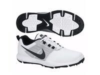 Nike Explorer Leather Men's Golf Shoe Size 7 (eur41)