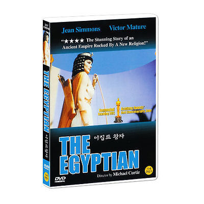 The Egyptian (1954) Jean Simmons, Victor Mature DVD *NEW