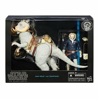Star Wars Black Series 2015 Set: Han Solo auf Tauntaun