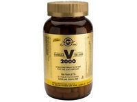 Solgar Formula Multivitamins VM-2000 Tablets x 180 rrp £54.99