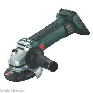 Metabo-W18LTX115-18v-Li-115m-Cordless-Angle-Grinder-Quick-Change-Blade-60217089