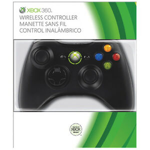 XBOX 360 Wireless Controller, Brand New, Never Opened Box