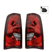 03 Chevy Truck Tail Light