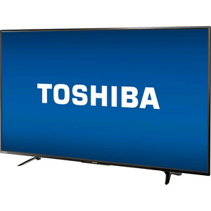 "Toshiba 65L621U 65"" 4K UHD LED Chromecast Built-in TV"