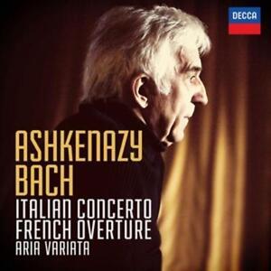 Ashkenazy,Vladimir - Italienisches Konzert & Französische Ouvertüre (OVP)