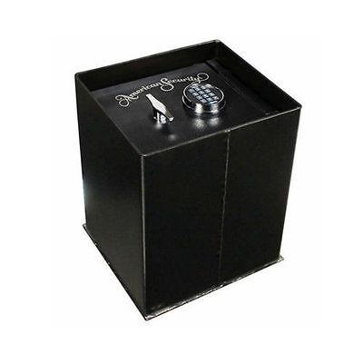 Amsec B2200e5 Heavy Duty Floor Safe W Electronic Lock And Drop Slot