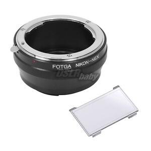Fotga-Adapter-for-Nikon-AI-Lens-to-Sony-E-mount-NEX3-NEX5-NEX5N-NEX-VG10-NEX-C3