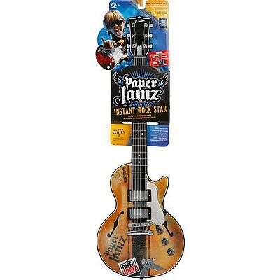 wowwee paper jamz pro guitar series style 1 Features: freestyle go solo and play real chords and notes to create your own hit songsrhythm, control a song's rhythm for performances that are al.