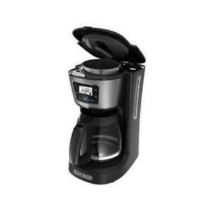 Coffee Makers 12 Cup Superfast Programmable Quick TouchEasy