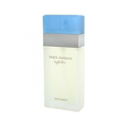 Light Blue by Dolce & Gabbana D&G Perfume Women 3.3 / 3.4 oz New Tester with Cap