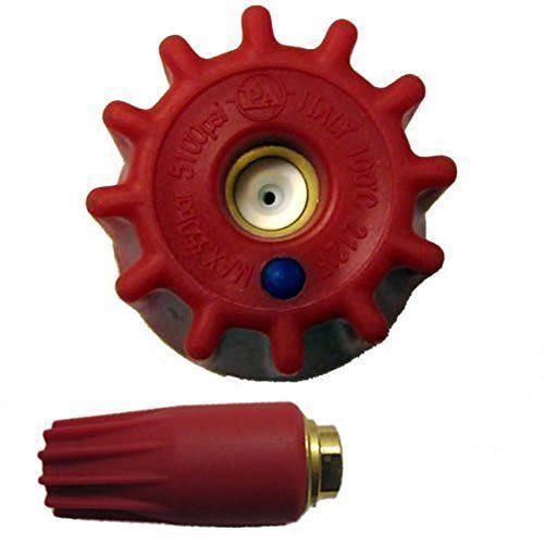 General Pump YR51K40 Turbo Nozzle, 5100 PSI - #4.0 Orifice