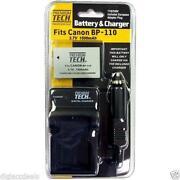 Canon HF R20 Battery