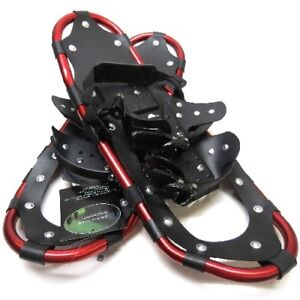 Backwoods Aluminum Snowshoes Instock in all Sizes up to 300lbs
