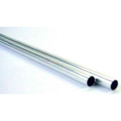 Round Stainless Steel Tube Carded 18