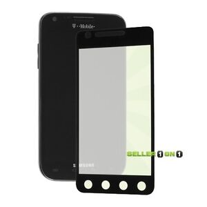 New Moshi iVisor AG Screen Protector For Samsung Galaxy S II SGH-i777 Black Film