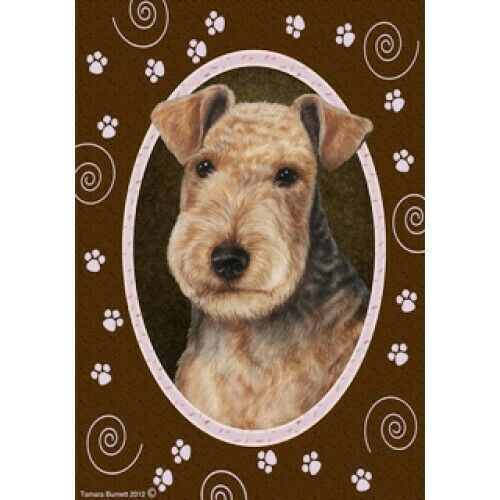 Paws House Flag - Lakeland Terrier 17234