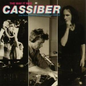 The Way It Was (Live Recordings & Studio Sketches) von Cassiber (2012)