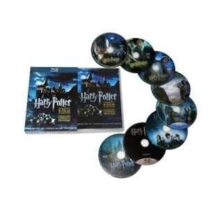 Harry Potter Collection of dvd's 100% New