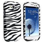 Samsung Galaxy S3 Zebra Phone Case