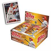 2012 Topps Baseball Card Packs