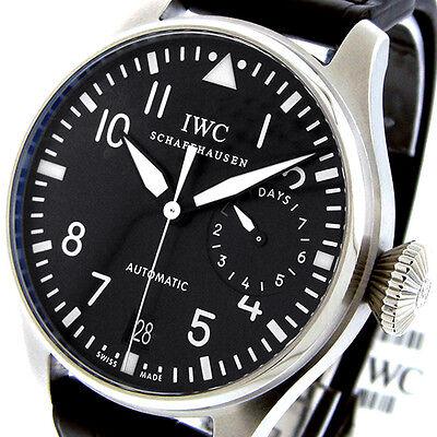 UNWORN IWC BIG PILOT IW500901 46 mm SCHAFFHAUSEN 5009 IW5009-01 500901