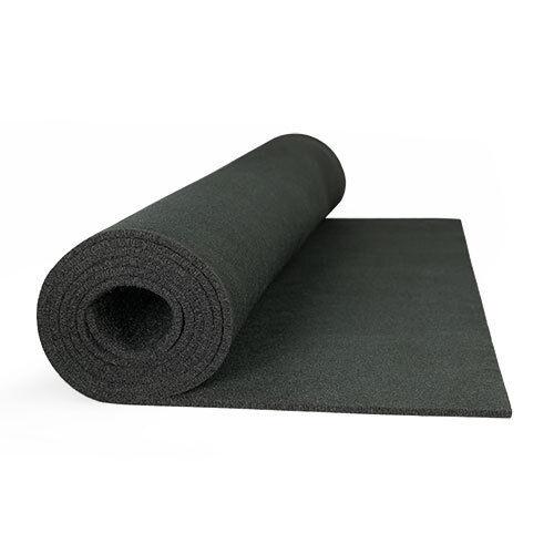 "High Temp Felt Welding Blanket: 72"" Wide X 5 Yd Long, Black"