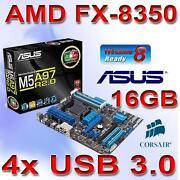 AMD Bulldozer FX-8350