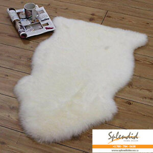 Free Delivery With 70% Off on All Sheep Skin Rugs