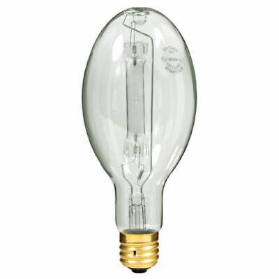 Sylvania 64036 MH/400/U/ED37 400 Watt 4000K Mogul Base Metal Halide Lamp Clear Mogul Screw Base