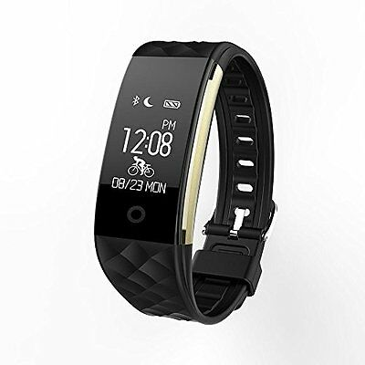 Unchained Warrior® D-Charge Smart Heart Rate Fitness Tracker Watch - Best Quali ()