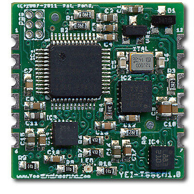 Yost Labs 3-space Sensor 3-axis 9dof Miniature Embedded Imu Ahrs