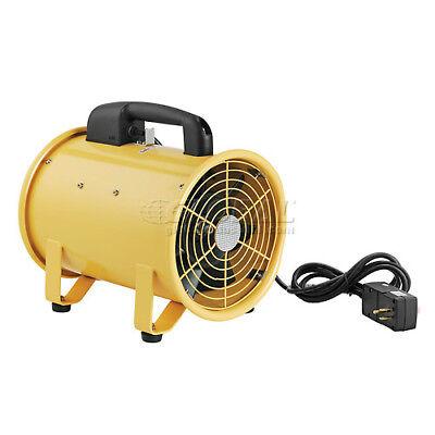 Portable Ventilation Fan 8 Inch Diameter