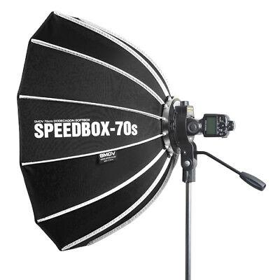 SMDV Speedbox-70S - 70*68 Strip Softbox for Speedlight