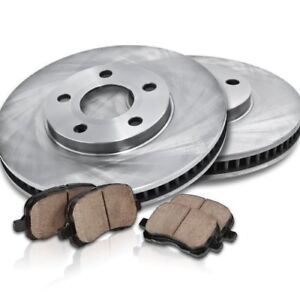2009 Acura TSX BRAKE ROTOR & BRAKE PADS FULL KIT