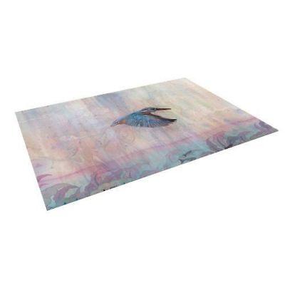 """Kess InHouse Mat Miller """"Terror from Above"""" Indoor/Outdoor Floor Mat"""