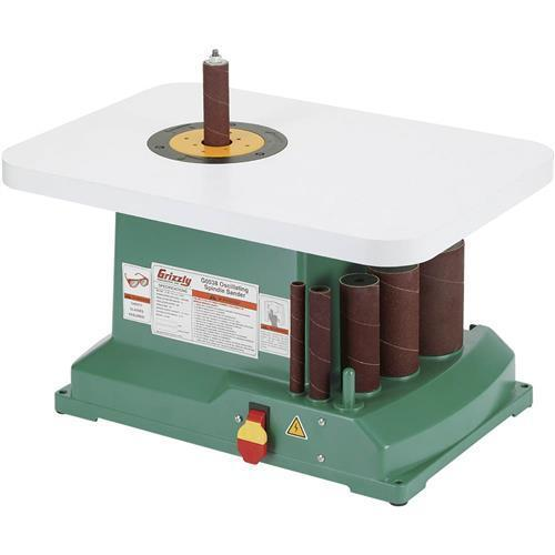 G0538 1/3 HP Oscillating Spindle Sander