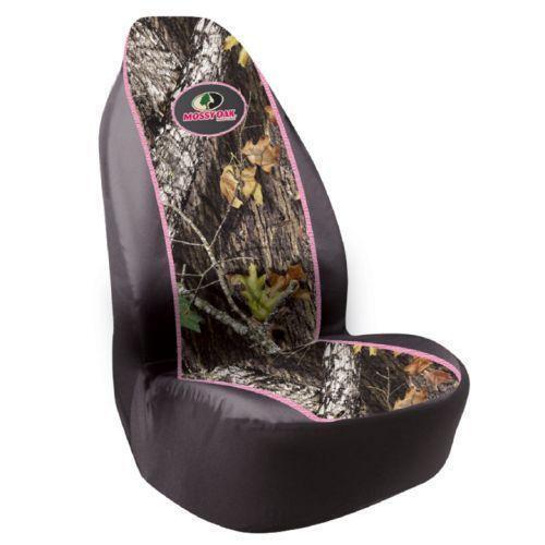 Mossy Oak Car Seat Covers Set
